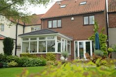 Conservatories As a family-run business in Nottinghamshire with over 25 years of experience, we understand the needs of families better than most. Conservatory Roof, Room Additions, Conservatories, Sunrooms, Derbyshire, Nottingham, Patio Ideas, Extensions, Living Spaces