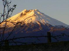 volcanes Ecuador. Cotopaxi