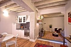 Recently renovated apartment located steps from Florence's historic Piazza Santa Croce UPDATED 2018 - TripAdvisor - Florence Vacation Rental Florence Apartment, 1 Bedroom Apartment, Next Holiday, Italy Vacation, Rental Apartments, Trip Advisor, Santa, Furniture, Florence Italy