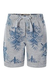 PRINTED FLEECE SHORTS Fleece Shorts, Trunks, Printed, Swimwear, Fashion, Drift Wood, Bathing Suits, Moda, Swimsuits