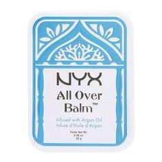 NYX All Over Balm - Argan Oil