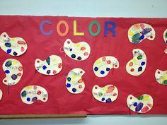 Mrs. Goff's Pre-K Tales: Mouse Paint