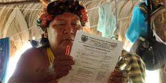 Resistência Indígena Continental: 2012-10-14