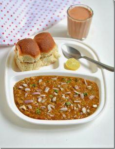 Mumbai special street food - Pavbhaji !