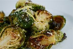 These Brussels sprouts with lemony dressing are a bright and tasty side perfect for your Thanksgiving table.