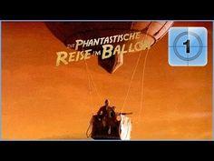 Jules Verne - Die phantastische Reise im Ballon (Abenteuer)
