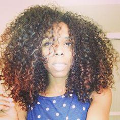 Gorgeous curls