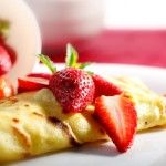 Fitness-Pfannkuchen
