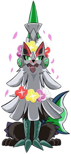Save the Green Silvally