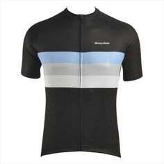 Nelson Black Cycling Jersey from DannyShane   Designer Cycling Apparel