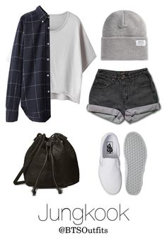 """Theater with Jungkook"" by btsoutfits ❤ liked on Polyvore featuring PèPè, Our Legacy, WeSC, Vans and Wild Pair"