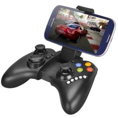 (Megadream Wireless Bluetooth 3.0 Game Controller Gamepad Joystick for Android Smartphones Tablets PC Samsung Galaxy S7 S6 Edge Plus S5 S4 Note 6 5 4 3 Sony Xperia Z5 Z4 Z3 HTC One M9 M8 LG Review) Buy-Accessories.net