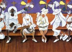 Art galleries Annie Lee GALLERY | Black Church Art Prints & Posters - Religious & Spiritual Art