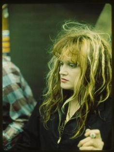 Exene Cervenka, best hair ever.