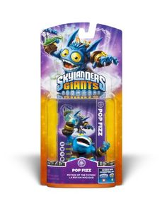 Skylanders Giants Single Character Pack Core Series 2 Pop Fizz *** To view further for this item, visit the image link.
