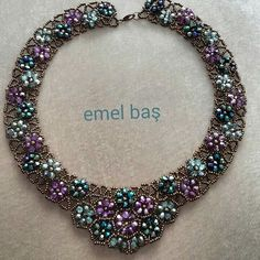 Beaded by Emel Bas from Turkey