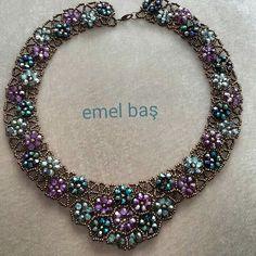 Beaded by Emel Bas from Turkey