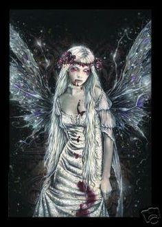 Ophelia's Dream ~ ♥ #vampires #fantasy #art