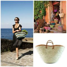LUXURIA BLOG: RIVIERA-CHIC? HOW DO I GET IT?  - Oh yes!!! Don't we all love carrying one of this in the summer pretending we are channeling our Bridget Bardot? It never looks quite as chic when I carry one ;-) - #France #FrenchRiviera http://luxuria-jewellery.blogspot.co.uk/2015/07/riviera-chic-how-do-i-get-it.html