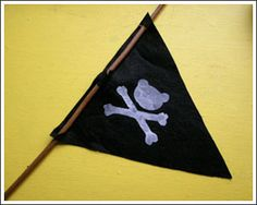 Kids Craft Weekly - Issue 33 - Pirates