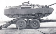 T28 Super Heavy Tank also known as a T95 Gun Motor Carriage
