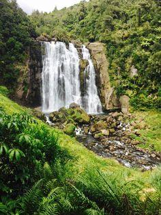 Marokopa Falls, New Zealand