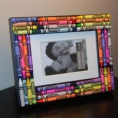 Picture Frame: Felt So Cute