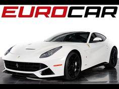 Awesome Great 2014 Ferrari Other Base Coupe 2-Door 2014 Ferrari F12 Berlinetta - STUNNING WHITE OVER BLACK, CARBON FIBER INTERIOR 2017 2018
