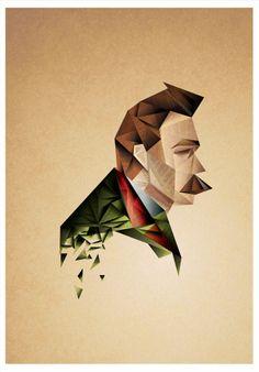 Ilustração | Triângulos - StudioLibre