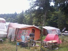 Valea Cerbului Camping