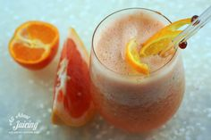 Benefits of Grapefruit Juice + Grapefruit Juice Recipe | AllAboutJuicing.com