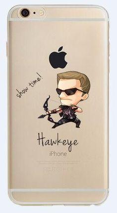 Phone Case Marvel The Avengers Batman DC Comics Superhero soft Transparent TPU case cover for iPhone 7 7plus 6 6S 5S SE 6plus