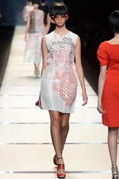 Fendi - Spring/Summer 2014 Ready-To-Wear - MFW (Vogue.com UK)