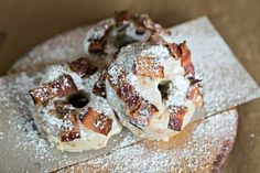 Maple bacon donuts, Great Maple, Hillcrest