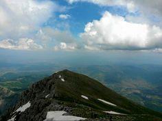 Persh nga Maja e Shkelzenit 2407m.Tropoje. Albania