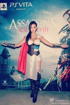 'Assassin's Creed' Cosplay Girls (Assassins Creed) - 3DJuegos