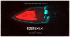 Hotline Miami Movie by tramvaev