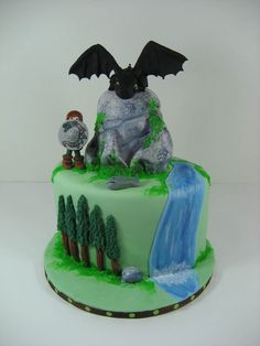 Toothless, Hiccup, How To Train Your Dragon