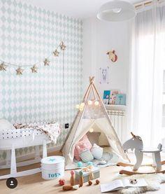 Habitaciones infantiles molonas de Instagramers
