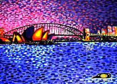 sydney-harbour-alan-hogan - Sip-n-Paint