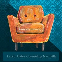 Life can be hard for everyone, at one time or another. But, because many people look like they have it together, you may not notice their anxiety, and feel isolated in your struggles.  Larkin Oates Counseling anxiety|support|healing arts|Nashville|counseling