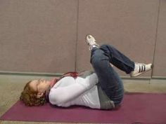 Daily exercises for fetal positioning from Spinning Babies