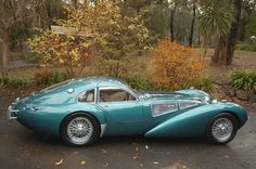 The Devaux Coupe (Cool Cars Old)