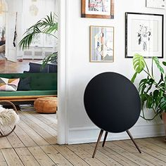 Amazon.com: B&O PLAY by Bang & Olufsen Beoplay A9 Music System Multiroom Wireless Home Speaker, Compatible with Alexa (Black): Home Audio & Theater