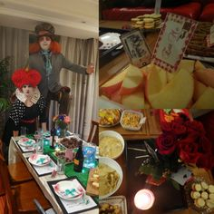 Alice in Wonderland Murder Mystery Party  | The Mosbys in China