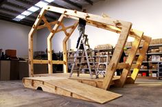 WikiHouse developed by Space CraftSystems