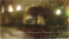 Happy Holidays and a Wonderfilled New Year from with Digital Eyes Studio