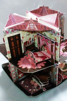 Pop-up Book~