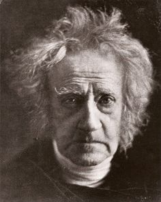 Sir John Herschel, 1867 | Julia Margaret Cameron, scientist and mathematician considered equal to Sir Isaac Newton