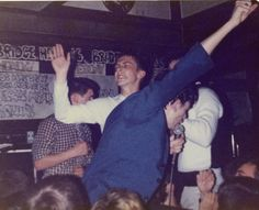 Let Your Heart Dance. A snap from my old instamatic. Secret Affair, Mods Monday @ the Bridge House back in 79. Great nights! More pics on insta - @markaw59